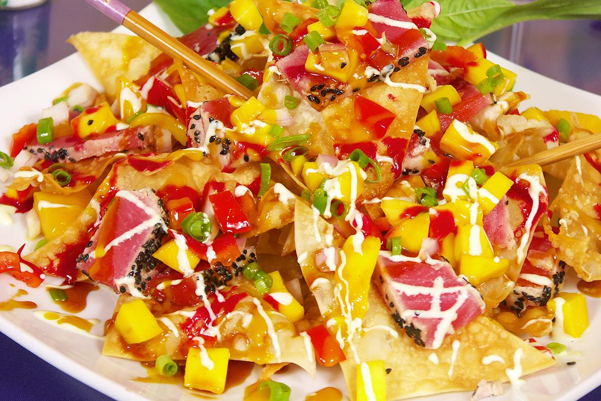Tuna-Nachos