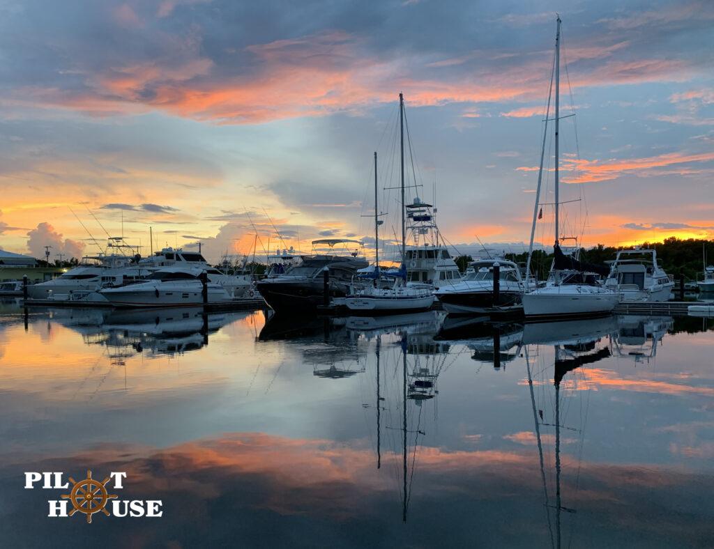 Pilot-House-Marina-sunset